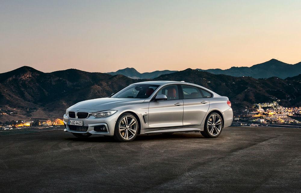 BMW Seria 4 Gran Coupe, al doilea coupe cu patru uşi din portofoliul bavarezilor - Poza 49