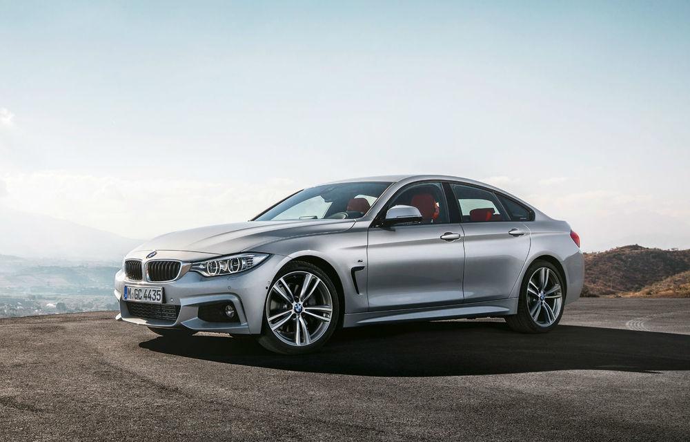 BMW Seria 4 Gran Coupe, al doilea coupe cu patru uşi din portofoliul bavarezilor - Poza 50