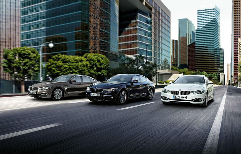 BMW Seria 4 Gran Coupe, al doilea coupe cu patru uşi din portofoliul bavarezilor - Poza 92