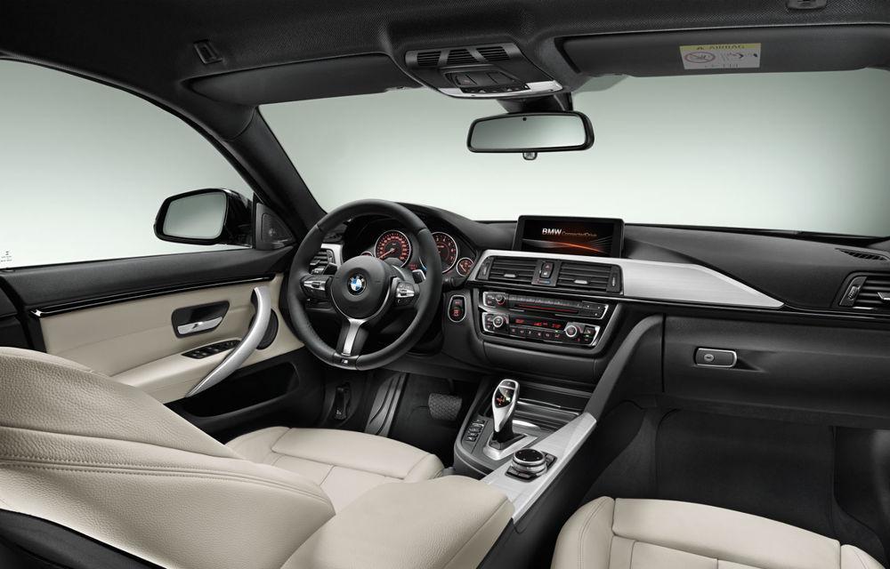 BMW Seria 4 Gran Coupe, al doilea coupe cu patru uşi din portofoliul bavarezilor - Poza 70