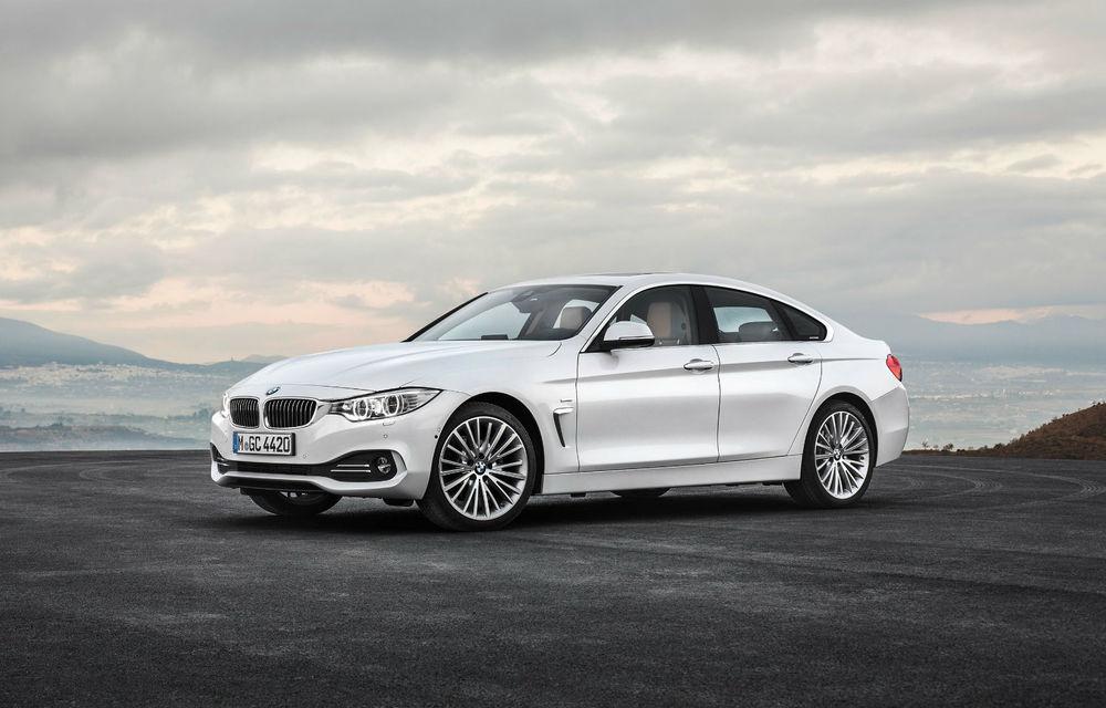 BMW Seria 4 Gran Coupe, al doilea coupe cu patru uşi din portofoliul bavarezilor - Poza 55