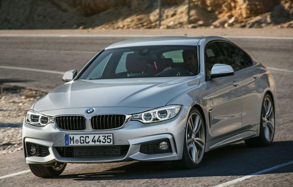 BMW Seria 4 Gran Coupe, al doilea coupe cu patru uşi din portofoliul bavarezilor - Poza 12