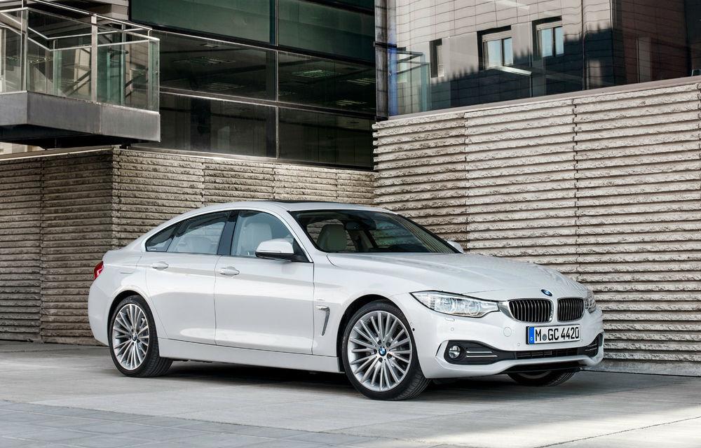 BMW Seria 4 Gran Coupe, al doilea coupe cu patru uşi din portofoliul bavarezilor - Poza 57