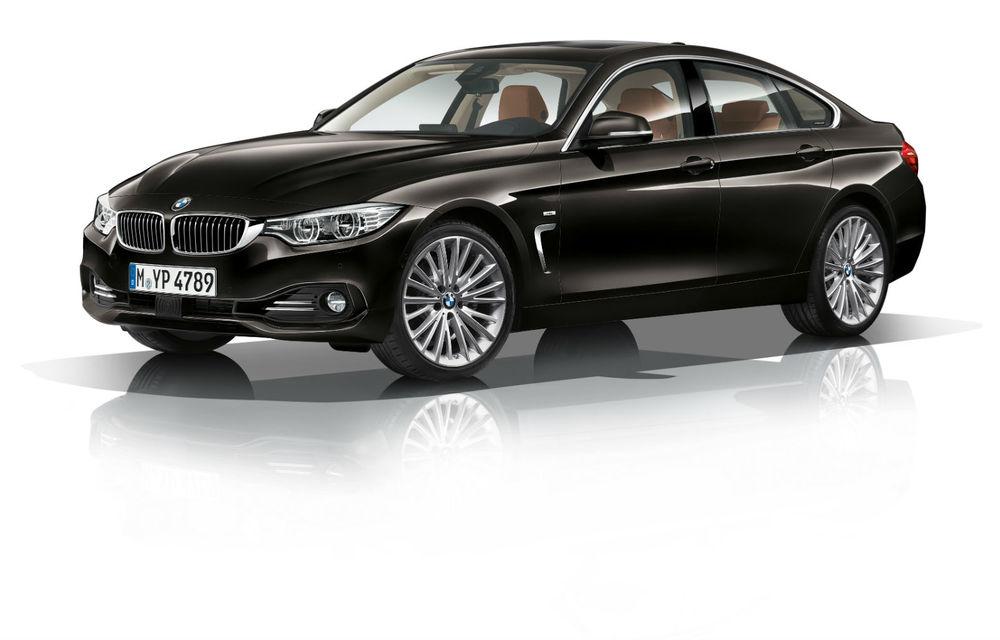 BMW Seria 4 Gran Coupe, al doilea coupe cu patru uşi din portofoliul bavarezilor - Poza 99