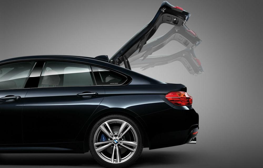 BMW Seria 4 Gran Coupe, al doilea coupe cu patru uşi din portofoliul bavarezilor - Poza 73