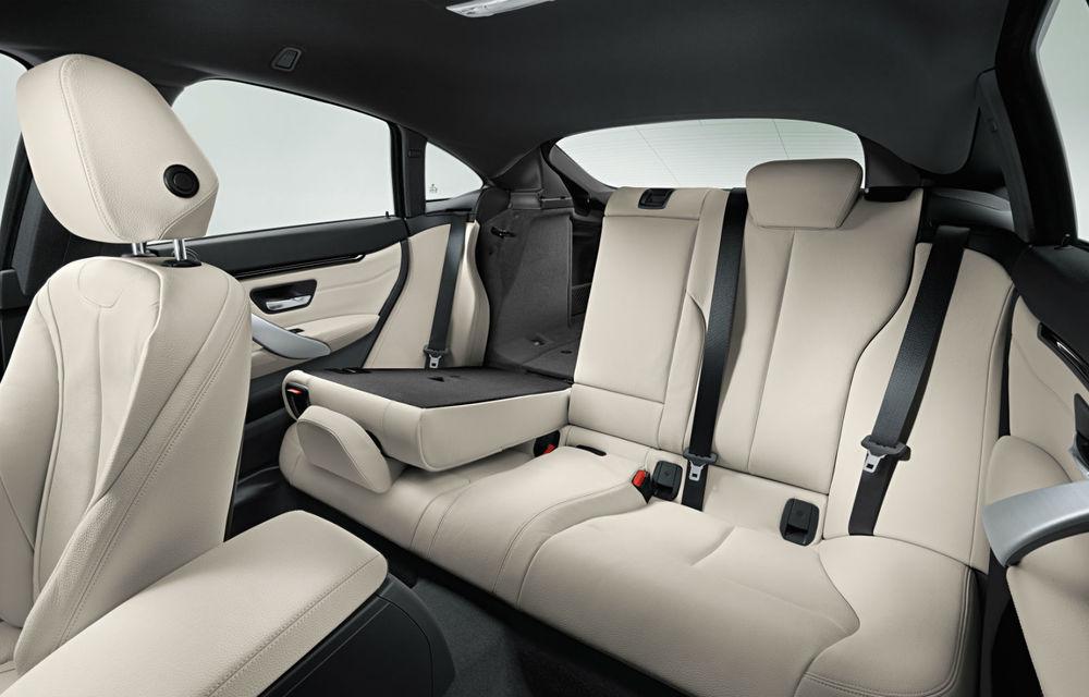 BMW Seria 4 Gran Coupe, al doilea coupe cu patru uşi din portofoliul bavarezilor - Poza 75
