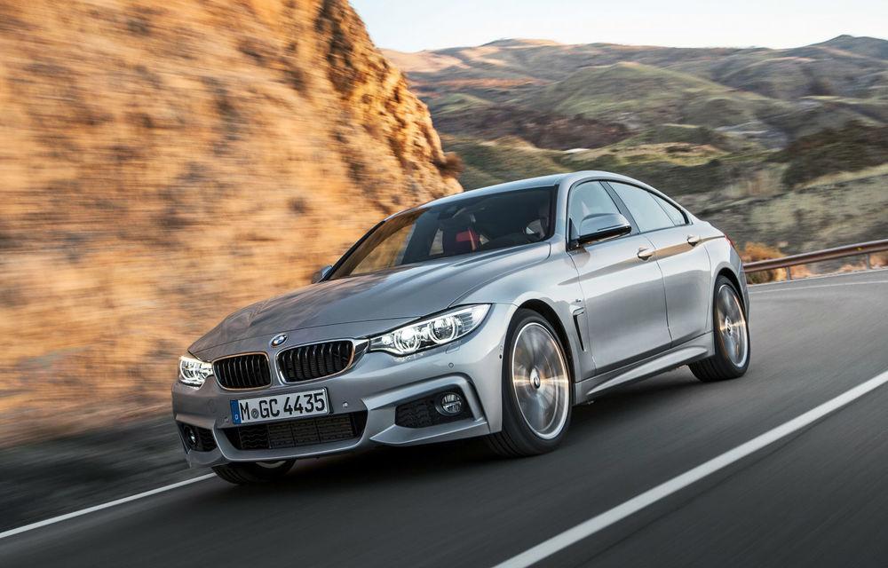 BMW Seria 4 Gran Coupe, al doilea coupe cu patru uşi din portofoliul bavarezilor - Poza 34