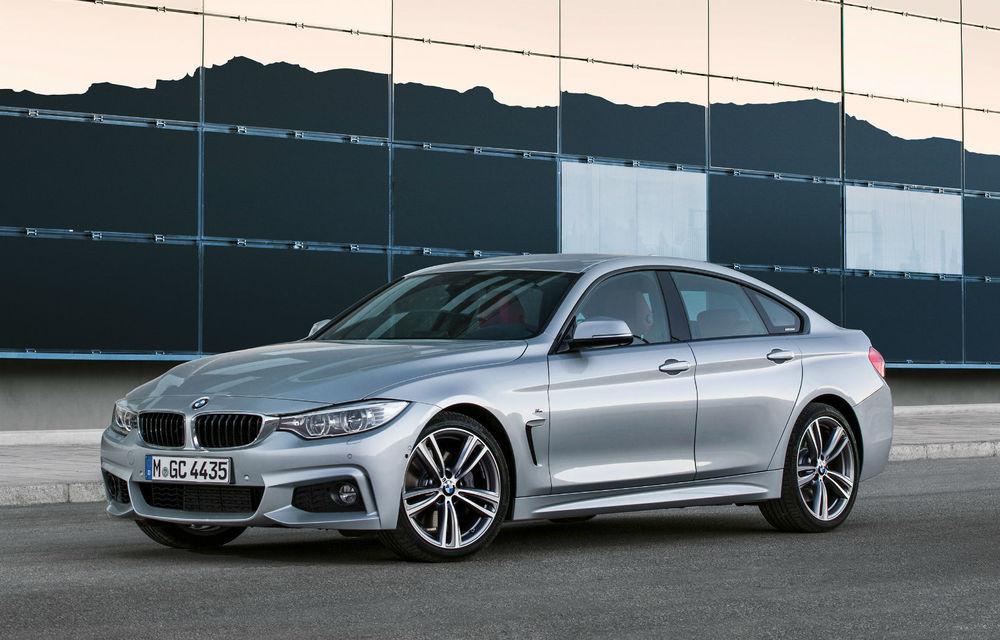 BMW Seria 4 Gran Coupe, al doilea coupe cu patru uşi din portofoliul bavarezilor - Poza 21