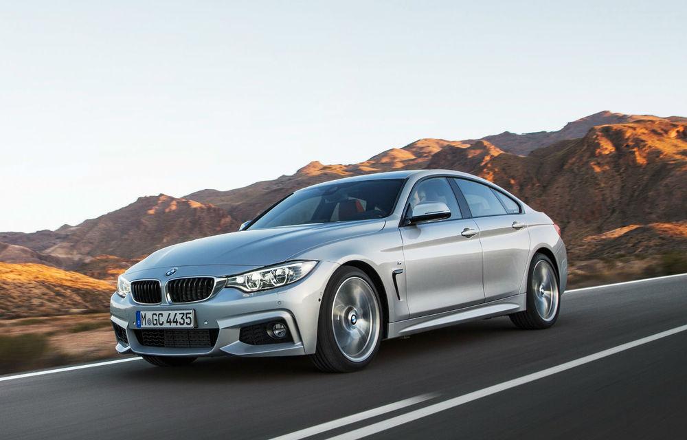 BMW Seria 4 Gran Coupe, al doilea coupe cu patru uşi din portofoliul bavarezilor - Poza 35