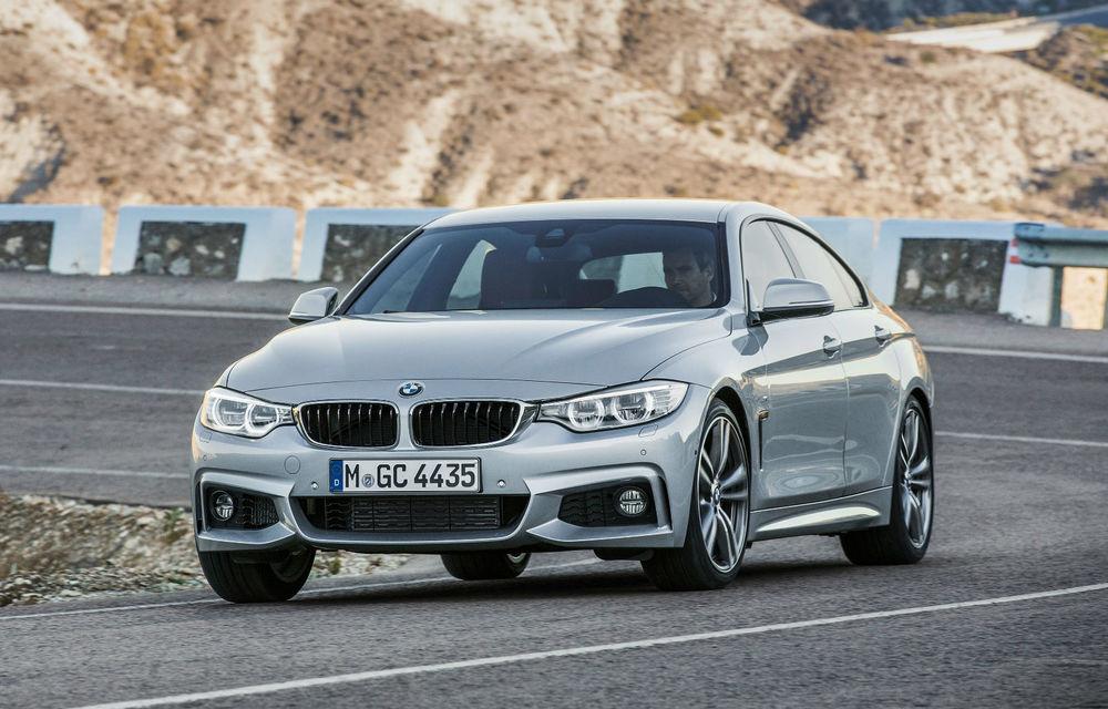 BMW Seria 4 Gran Coupe, al doilea coupe cu patru uşi din portofoliul bavarezilor - Poza 14