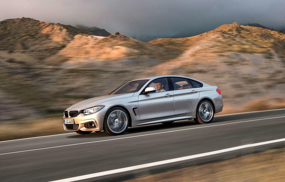 BMW Seria 4 Gran Coupe, al doilea coupe cu patru uşi din portofoliul bavarezilor - Poza 29
