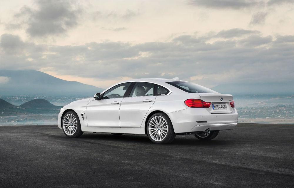 BMW Seria 4 Gran Coupe, al doilea coupe cu patru uşi din portofoliul bavarezilor - Poza 54