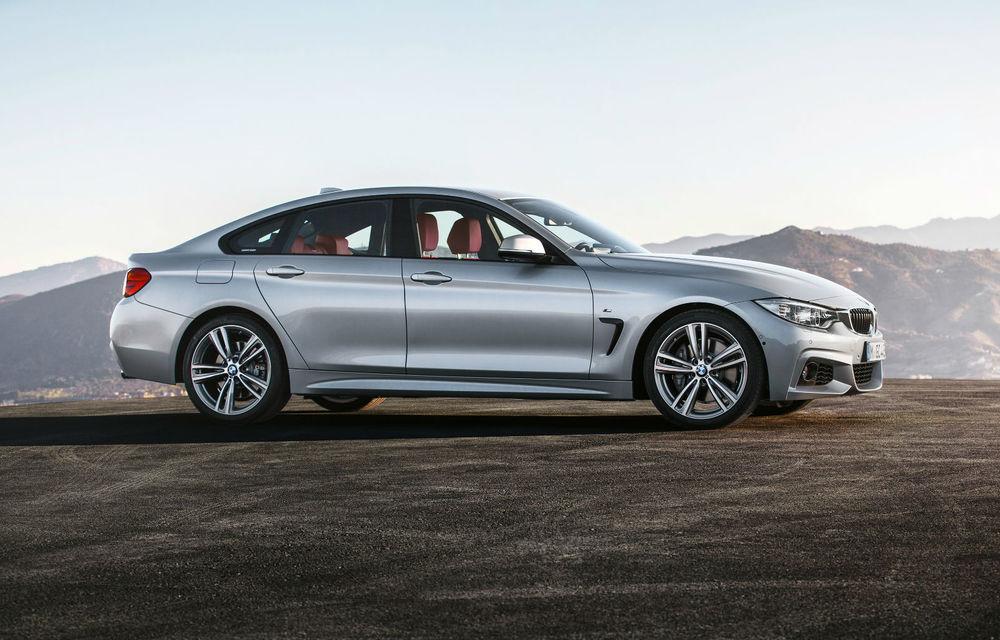 BMW Seria 4 Gran Coupe, al doilea coupe cu patru uşi din portofoliul bavarezilor - Poza 20