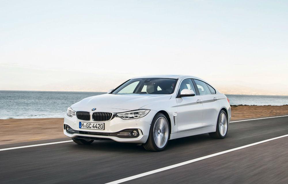 BMW Seria 4 Gran Coupe, al doilea coupe cu patru uşi din portofoliul bavarezilor - Poza 38