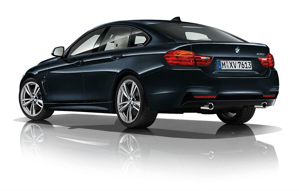 BMW Seria 4 Gran Coupe, al doilea coupe cu patru uşi din portofoliul bavarezilor - Poza 91