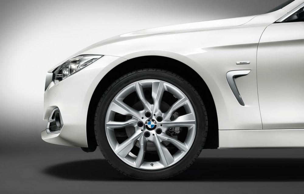 BMW Seria 4 Gran Coupe, al doilea coupe cu patru uşi din portofoliul bavarezilor - Poza 83