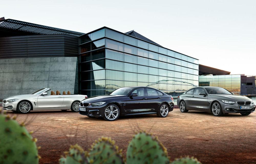 BMW Seria 4 Gran Coupe, al doilea coupe cu patru uşi din portofoliul bavarezilor - Poza 93