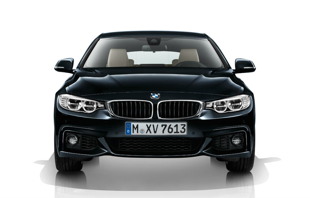 BMW Seria 4 Gran Coupe, al doilea coupe cu patru uşi din portofoliul bavarezilor - Poza 66