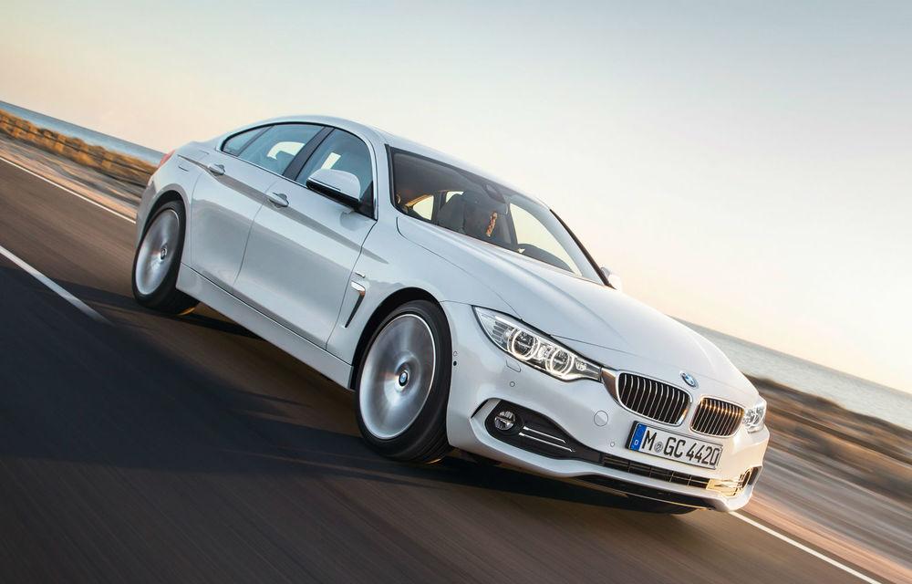 BMW Seria 4 Gran Coupe, al doilea coupe cu patru uşi din portofoliul bavarezilor - Poza 36
