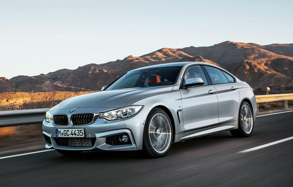 BMW Seria 4 Gran Coupe, al doilea coupe cu patru uşi din portofoliul bavarezilor - Poza 2