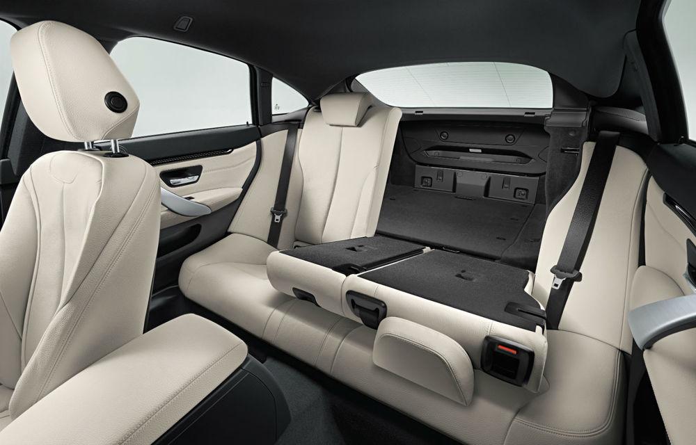 BMW Seria 4 Gran Coupe, al doilea coupe cu patru uşi din portofoliul bavarezilor - Poza 77