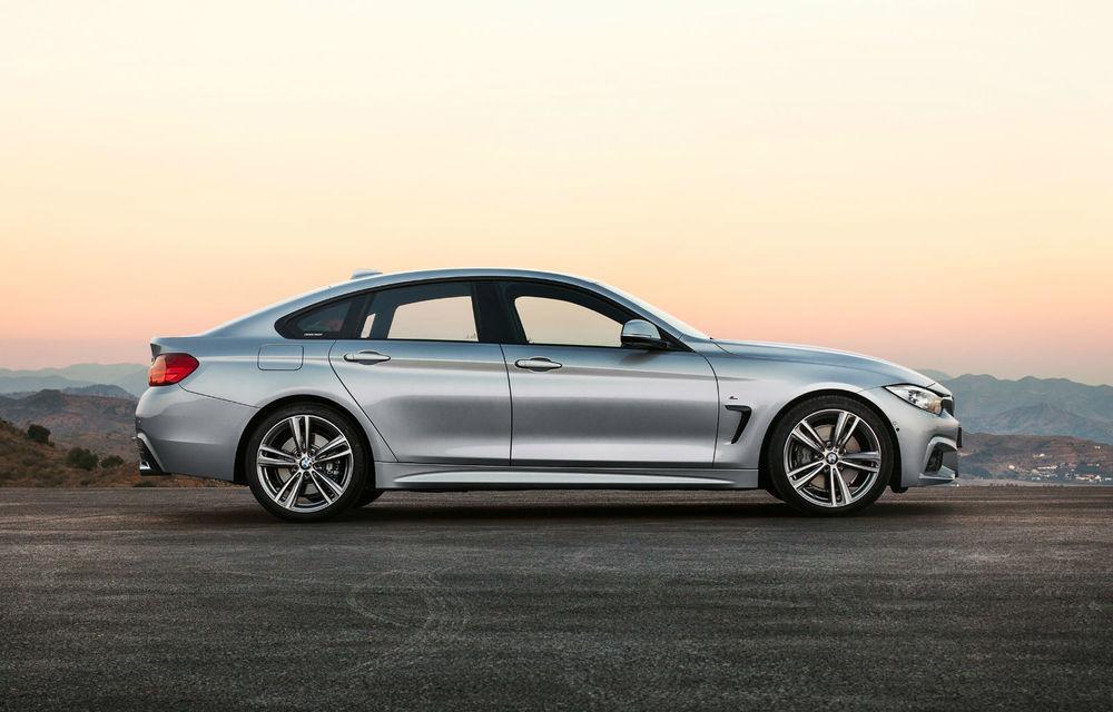 BMW Seria 4 Gran Coupe, al doilea coupe cu patru uşi din portofoliul bavarezilor - Poza 48