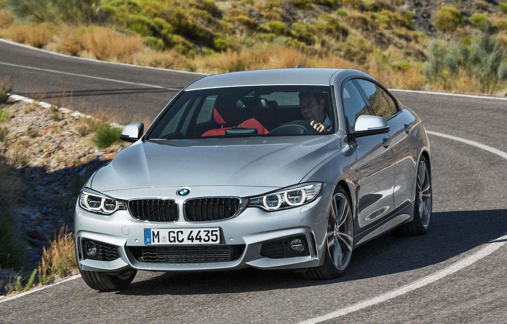 BMW Seria 4 Gran Coupe, al doilea coupe cu patru uşi din portofoliul bavarezilor - Poza 11