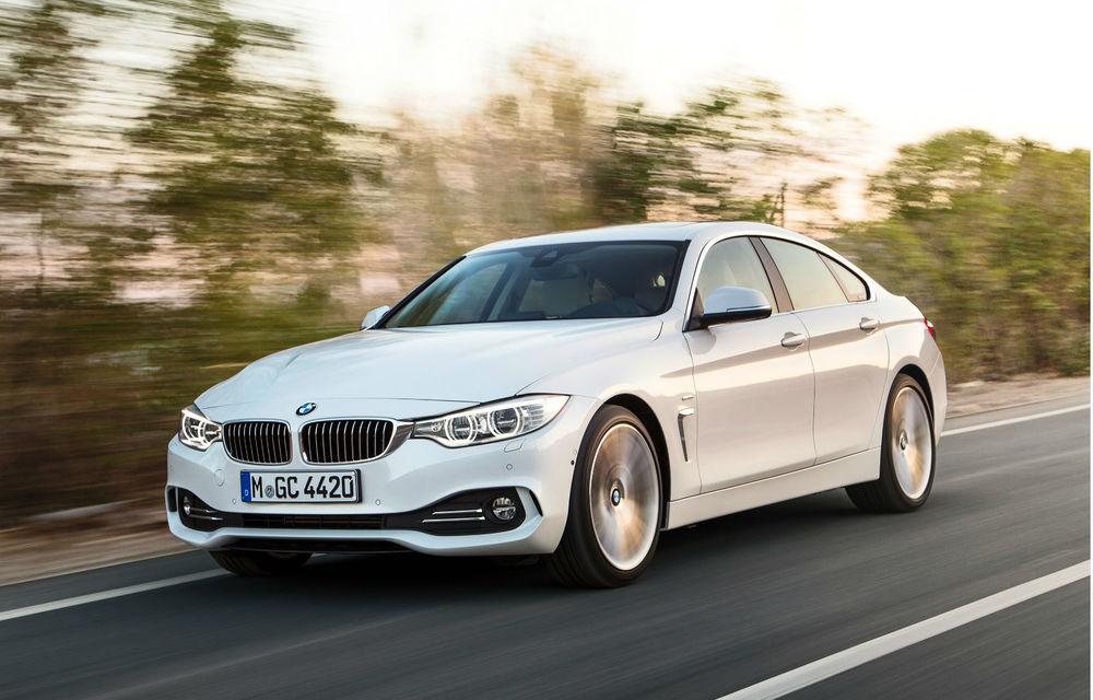 BMW Seria 4 Gran Coupe, al doilea coupe cu patru uşi din portofoliul bavarezilor - Poza 61