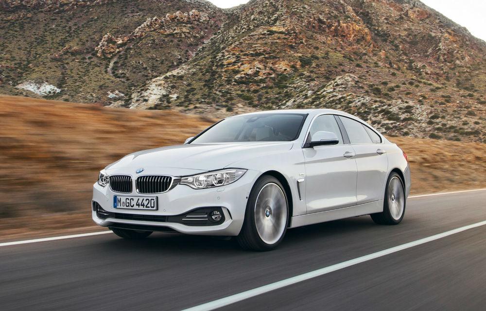 BMW Seria 4 Gran Coupe, al doilea coupe cu patru uşi din portofoliul bavarezilor - Poza 62
