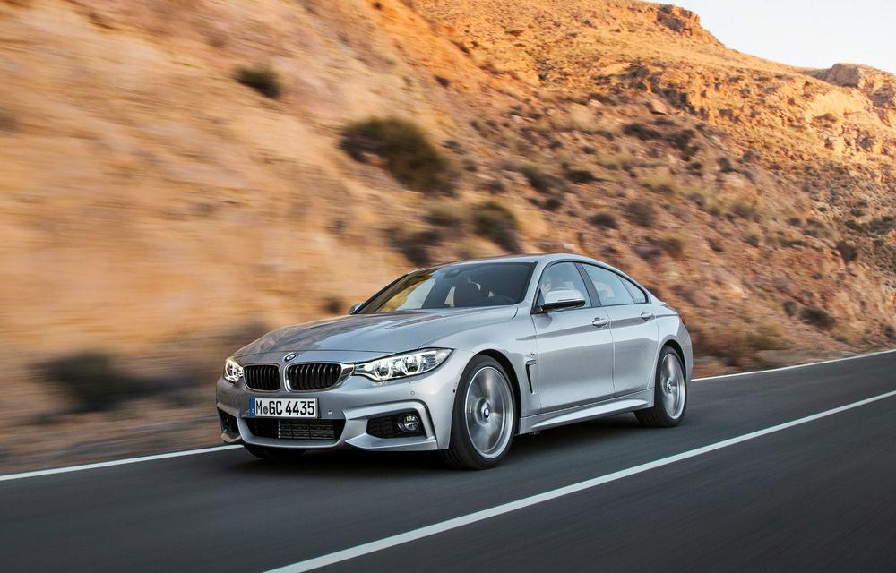 BMW Seria 4 Gran Coupe, al doilea coupe cu patru uşi din portofoliul bavarezilor - Poza 32