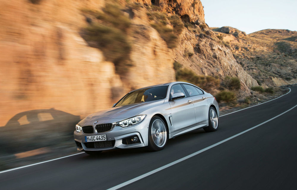 BMW Seria 4 Gran Coupe, al doilea coupe cu patru uşi din portofoliul bavarezilor - Poza 33