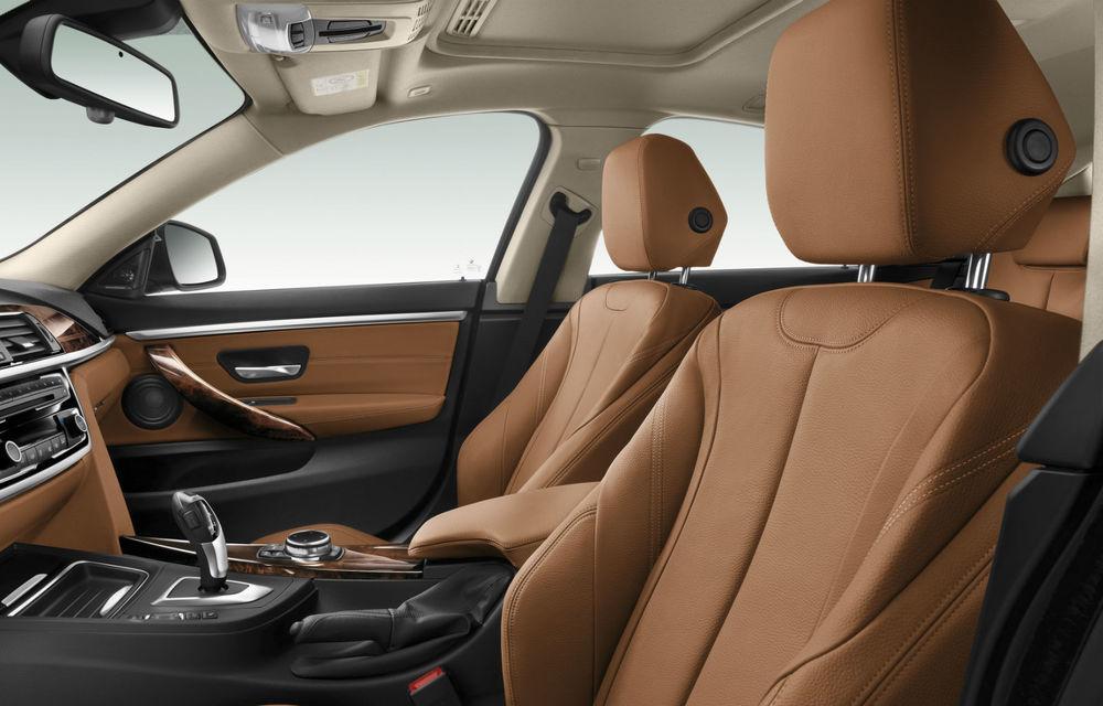 BMW Seria 4 Gran Coupe, al doilea coupe cu patru uşi din portofoliul bavarezilor - Poza 87