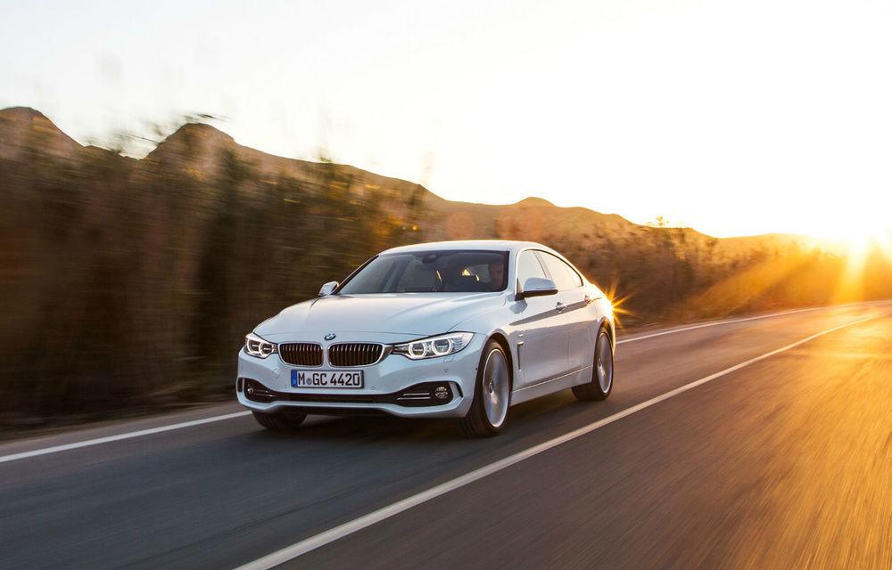 BMW Seria 4 Gran Coupe, al doilea coupe cu patru uşi din portofoliul bavarezilor - Poza 60