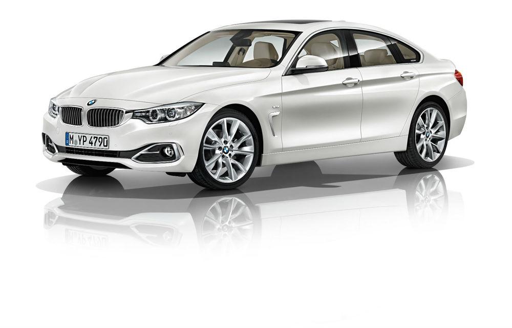 BMW Seria 4 Gran Coupe, al doilea coupe cu patru uşi din portofoliul bavarezilor - Poza 103