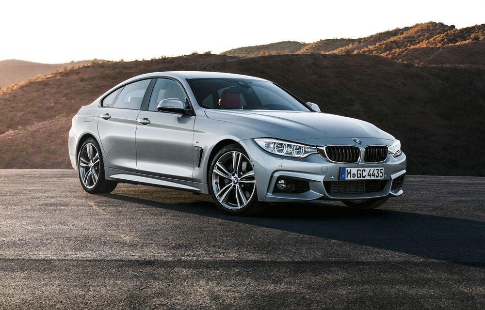 BMW Seria 4 Gran Coupe, al doilea coupe cu patru uşi din portofoliul bavarezilor - Poza 47