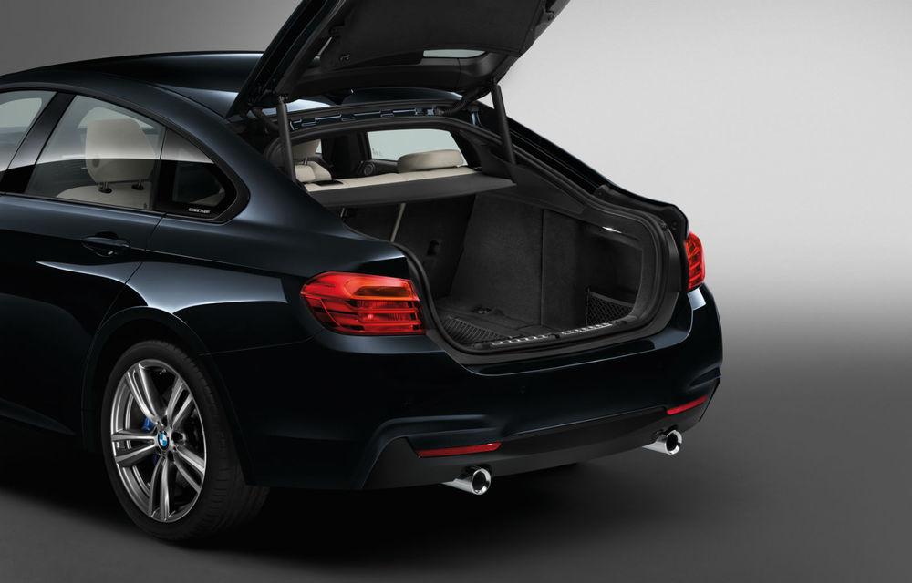 BMW Seria 4 Gran Coupe, al doilea coupe cu patru uşi din portofoliul bavarezilor - Poza 69