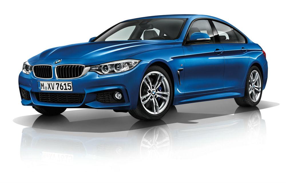 BMW Seria 4 Gran Coupe, al doilea coupe cu patru uşi din portofoliul bavarezilor - Poza 90