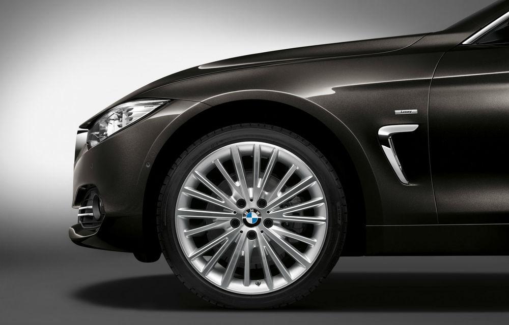 BMW Seria 4 Gran Coupe, al doilea coupe cu patru uşi din portofoliul bavarezilor - Poza 81