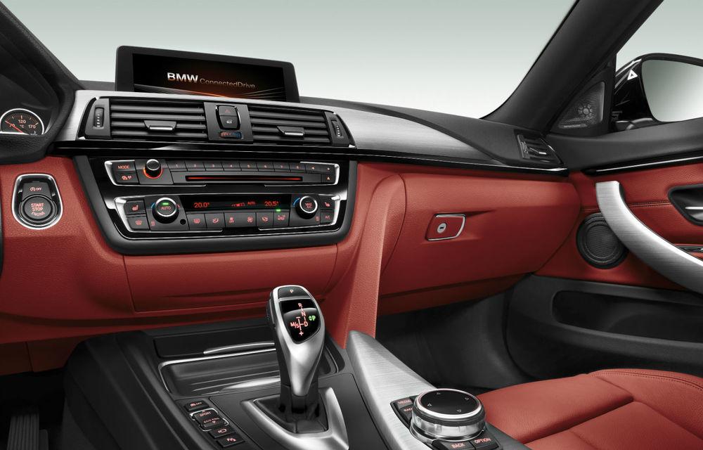 BMW Seria 4 Gran Coupe, al doilea coupe cu patru uşi din portofoliul bavarezilor - Poza 86