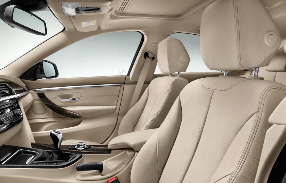 BMW Seria 4 Gran Coupe, al doilea coupe cu patru uşi din portofoliul bavarezilor - Poza 88