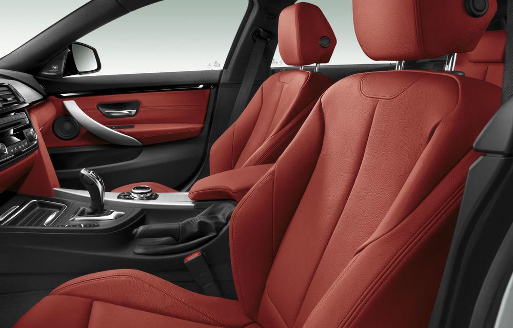 BMW Seria 4 Gran Coupe, al doilea coupe cu patru uşi din portofoliul bavarezilor - Poza 85