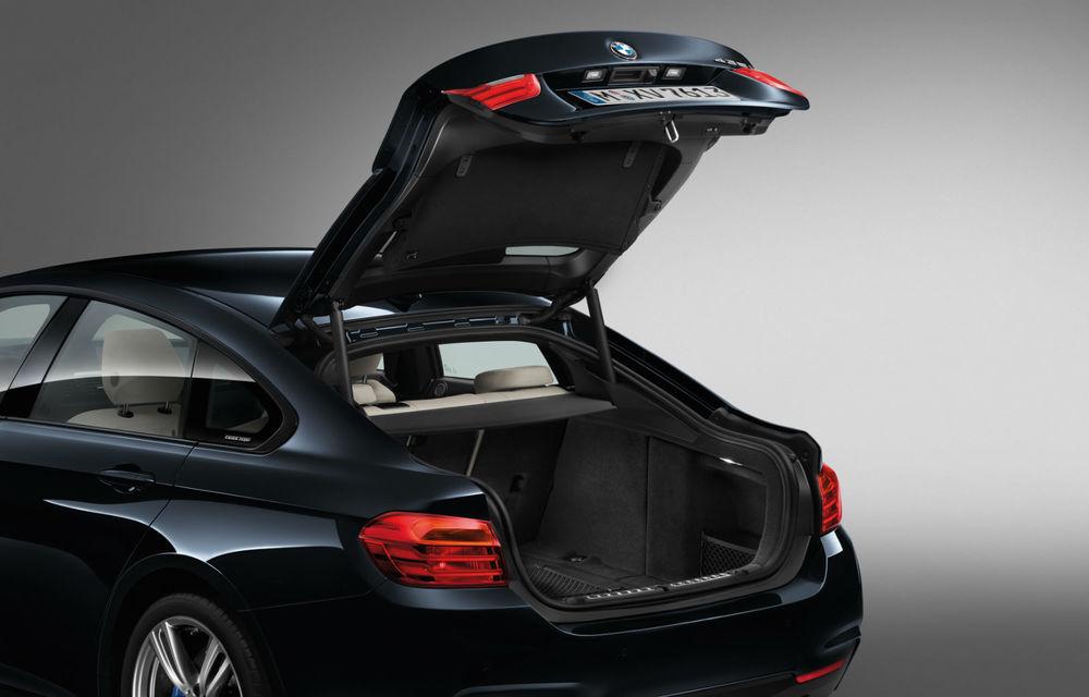 BMW Seria 4 Gran Coupe, al doilea coupe cu patru uşi din portofoliul bavarezilor - Poza 71