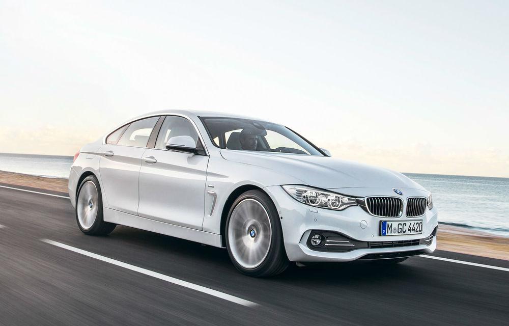 BMW Seria 4 Gran Coupe, al doilea coupe cu patru uşi din portofoliul bavarezilor - Poza 37