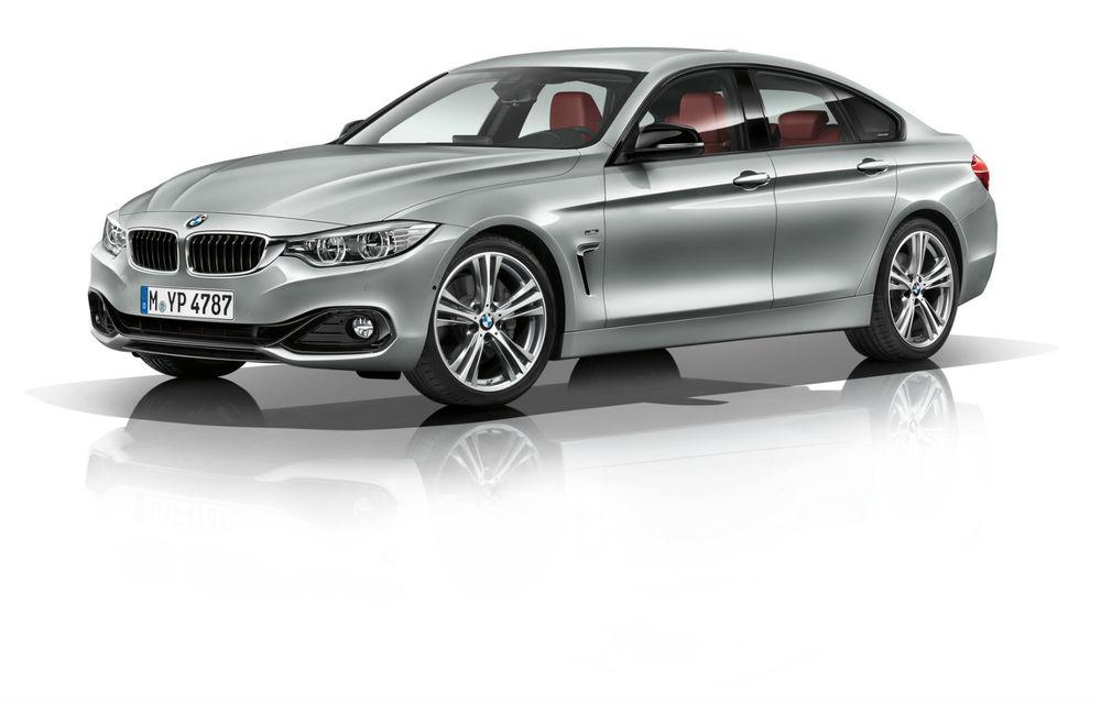 BMW Seria 4 Gran Coupe, al doilea coupe cu patru uşi din portofoliul bavarezilor - Poza 94