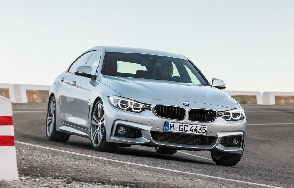 BMW Seria 4 Gran Coupe, al doilea coupe cu patru uşi din portofoliul bavarezilor - Poza 13