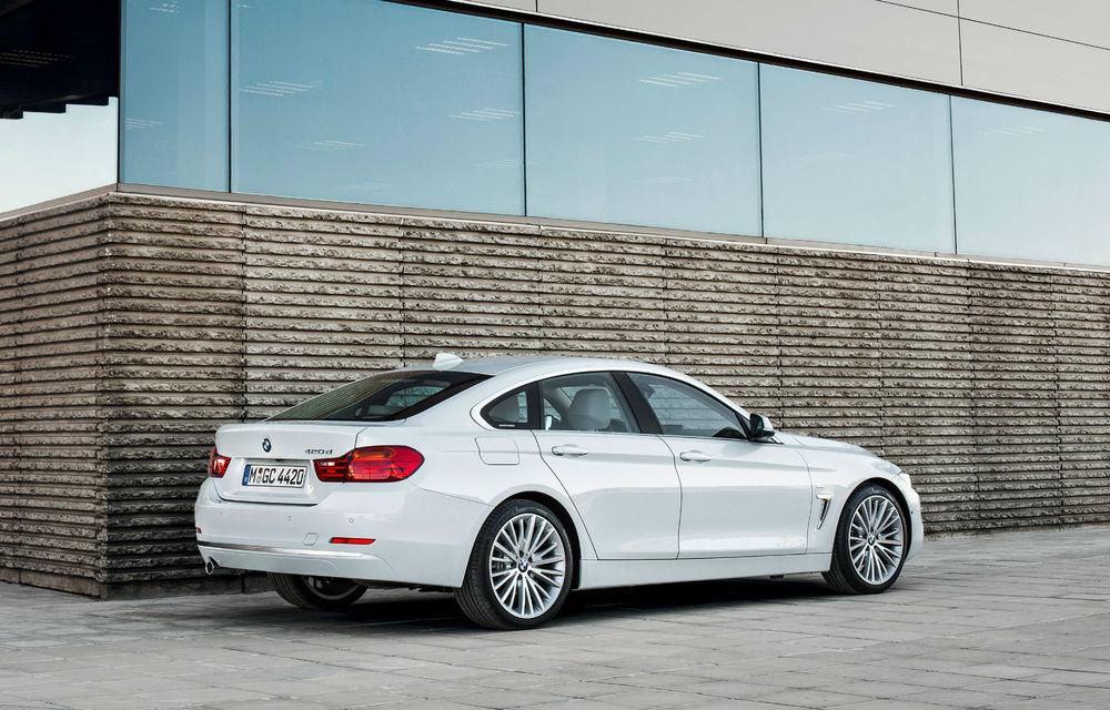 BMW Seria 4 Gran Coupe, al doilea coupe cu patru uşi din portofoliul bavarezilor - Poza 58