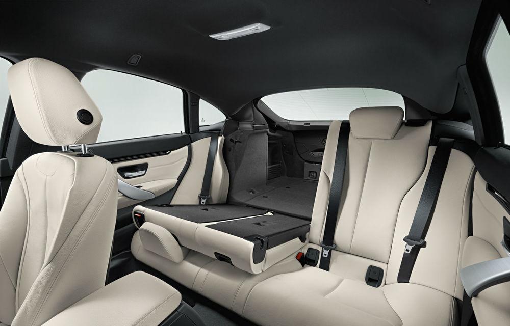 BMW Seria 4 Gran Coupe, al doilea coupe cu patru uşi din portofoliul bavarezilor - Poza 76
