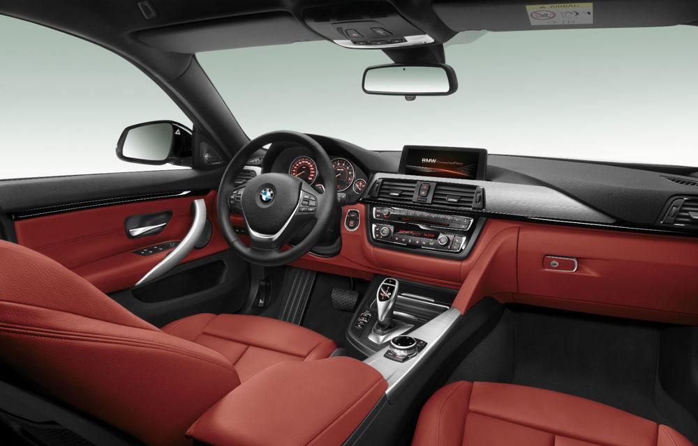 BMW Seria 4 Gran Coupe, al doilea coupe cu patru uşi din portofoliul bavarezilor - Poza 84