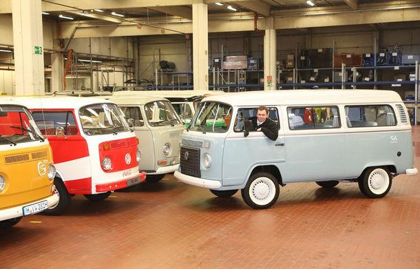Volkswagen a produs în Brazilia ultimul Bulli. Acesta a ajuns la muzeul din Hanovra al mărcii - Poza 1