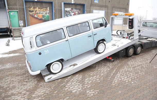 Volkswagen a produs în Brazilia ultimul Bulli. Acesta a ajuns la muzeul din Hanovra al mărcii - Poza 4